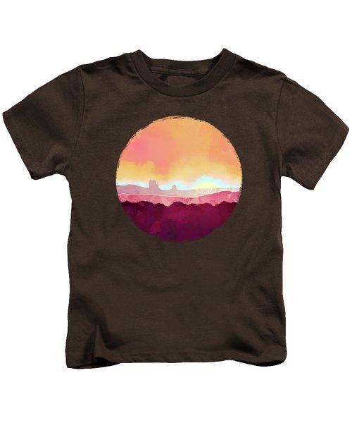 Scarlet Desert Kids T-Shirt