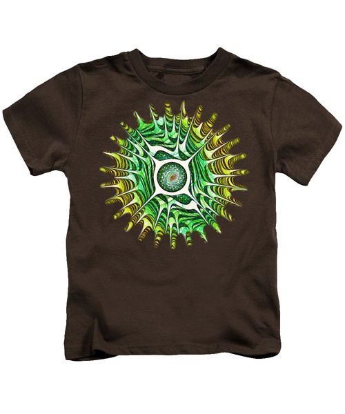 Spring Dragon Eye Kids T-Shirt