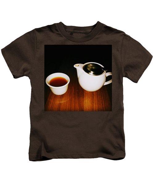 Tea-juana Kids T-Shirt