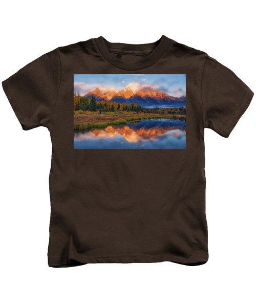 Teton Morning Kids T-Shirt