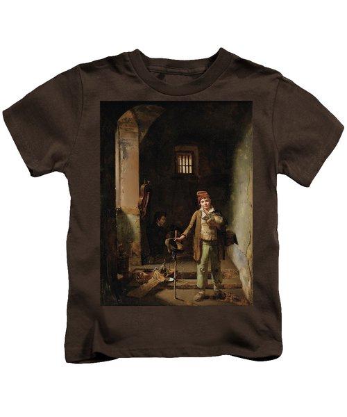 The Little Savoyards Kids T-Shirt by Jean Claude