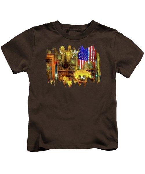 The Moose Kids T-Shirt