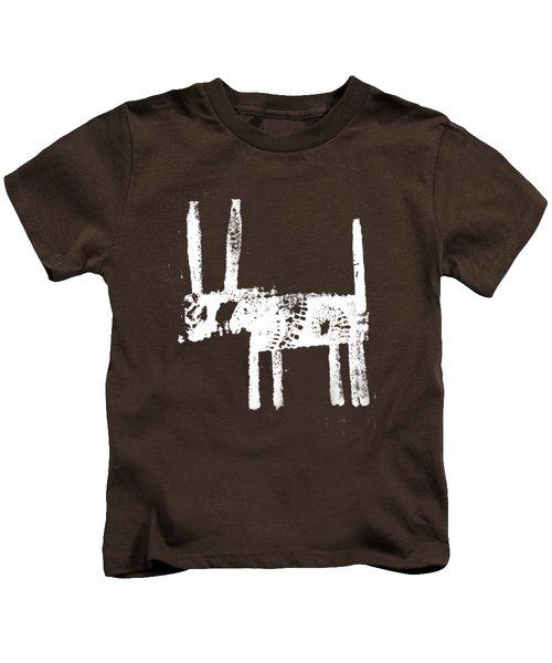 White Kids T-Shirt