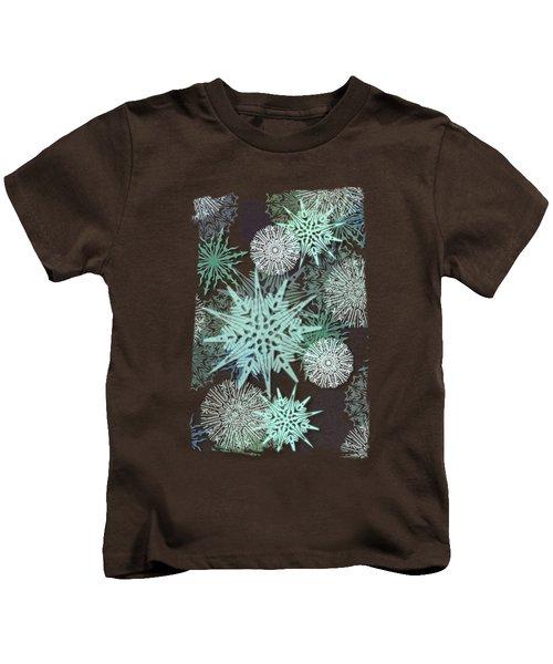 Winter Nostalgia Kids T-Shirt