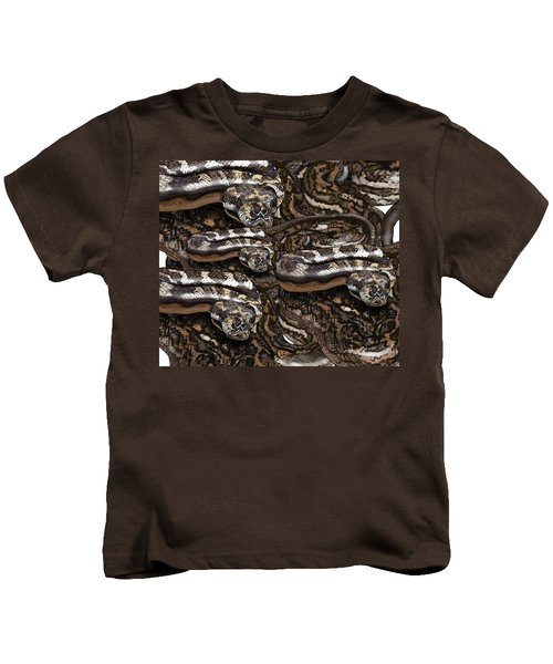 S Is For Snakes Kids T-Shirt