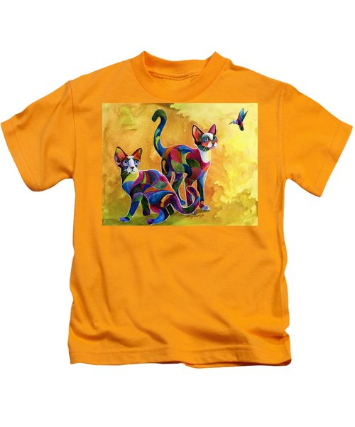 Watch The Birdie Kids T-Shirt