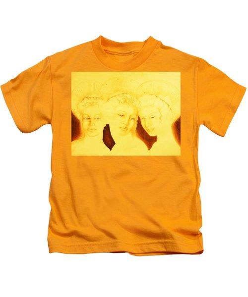 3 Graces Kids T-Shirt