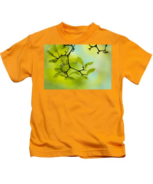 Spring Green Kids T-Shirt