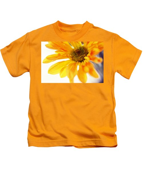 A Little Bit Sun In The Cold Time Kids T-Shirt