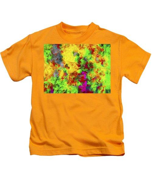 Abstract Arwork 11 Kids T-Shirt