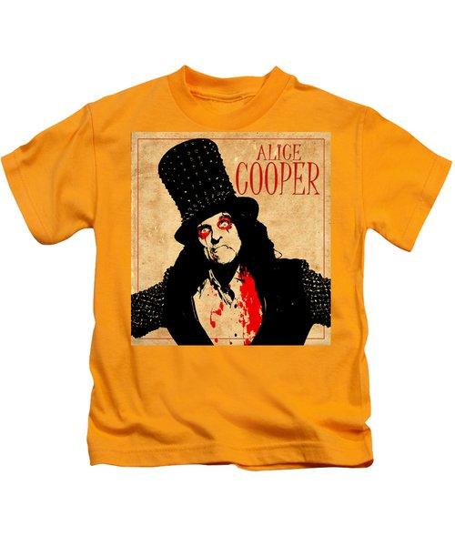 Alice Cooper 1 Kids T-Shirt