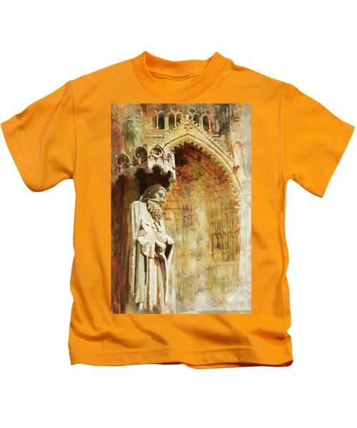 Ameins Cathedral  Kids T-Shirt