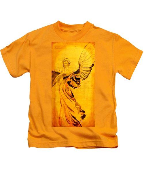 Angel Of The Horizon II Kids T-Shirt