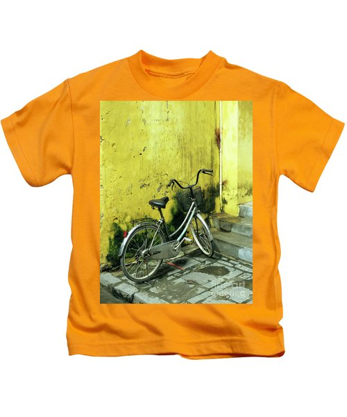 Bicycle 03 Kids T-Shirt