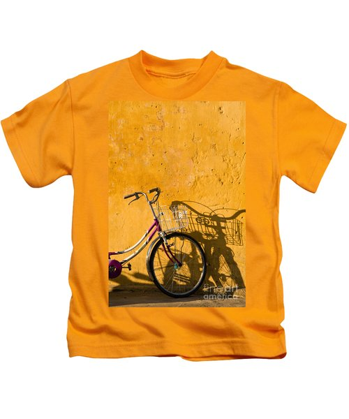 Bicycle 07 Kids T-Shirt