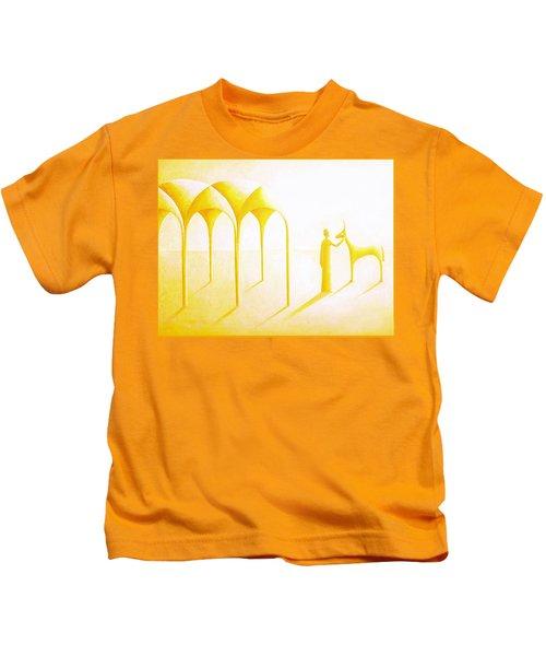 Celestial Dimension Kids T-Shirt