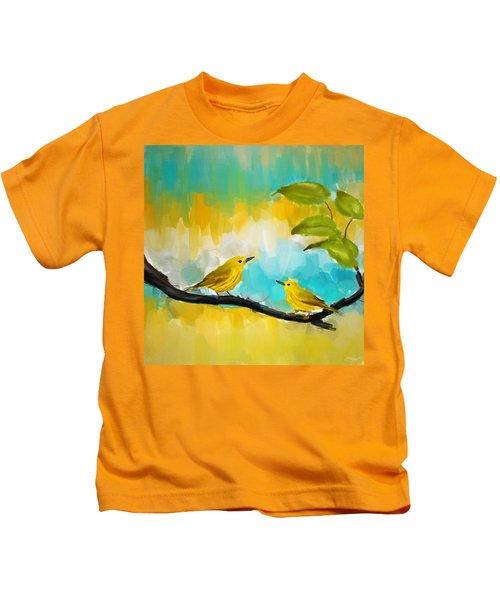 Companionship Kids T-Shirt