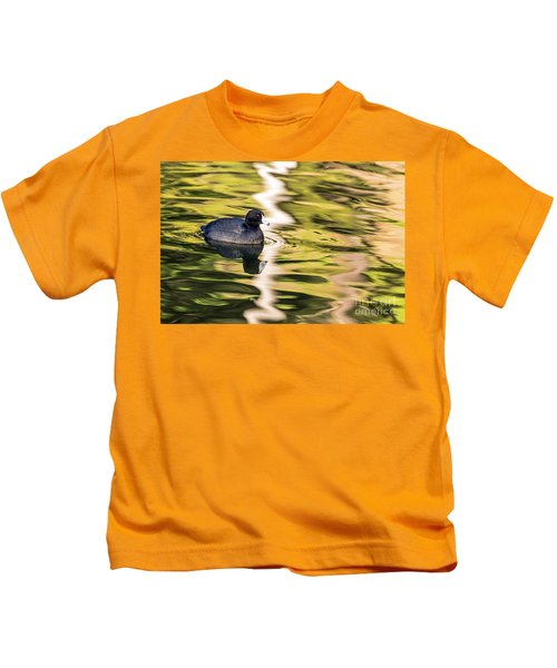 Coot Reflected Kids T-Shirt