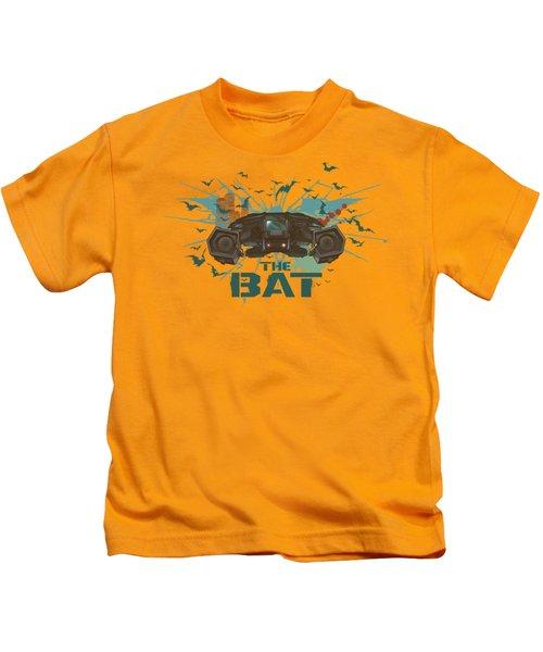 Dark Knight Rises - Coming At You Kids T-Shirt