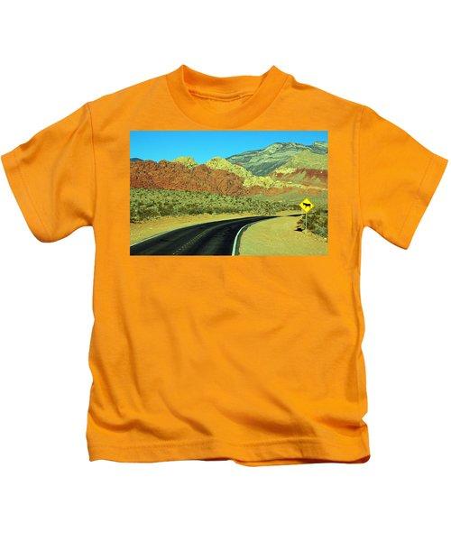 Diversified Landscape Kids T-Shirt