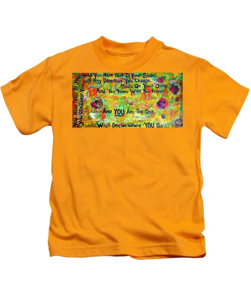 Dr. Suess Kids T-Shirt