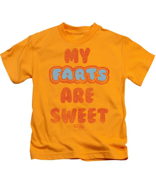 Farts Candy - Sweet Farts Kids T-Shirt