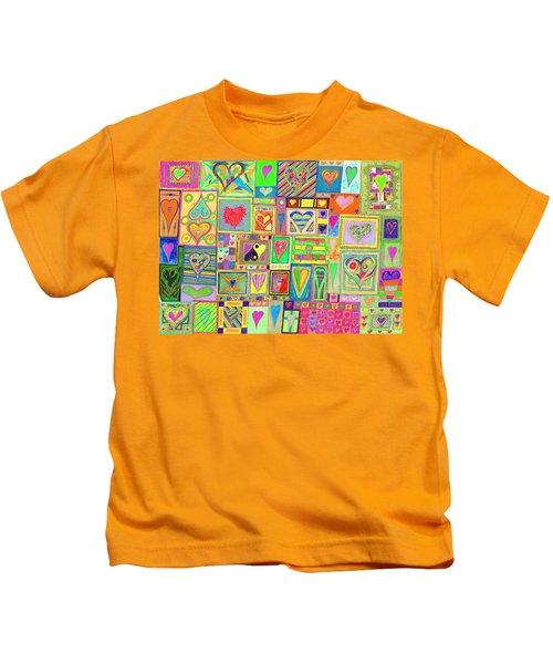 find U'r Love found   v20 Kids T-Shirt