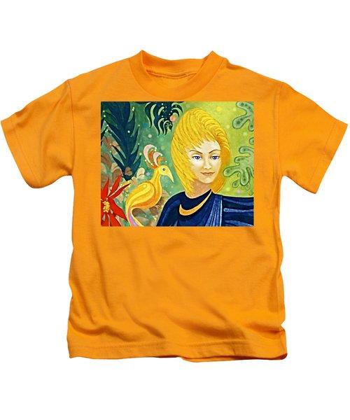 Gaia - Spirit Of Nature Kids T-Shirt