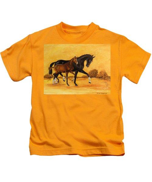 Horse - Together 2 Kids T-Shirt