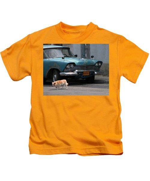 Hot Spot Kids T-Shirt