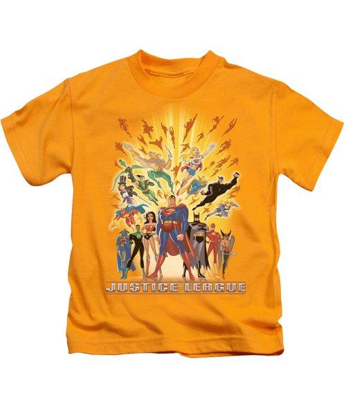 Jla - United Kids T-Shirt