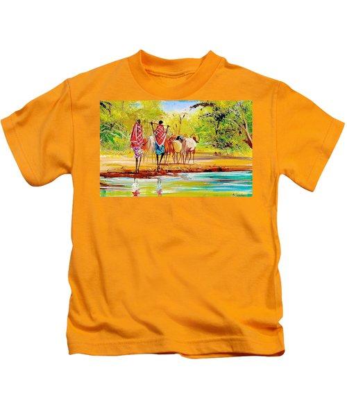 L 98 Kids T-Shirt