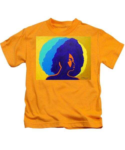 Lady Indigo Kids T-Shirt