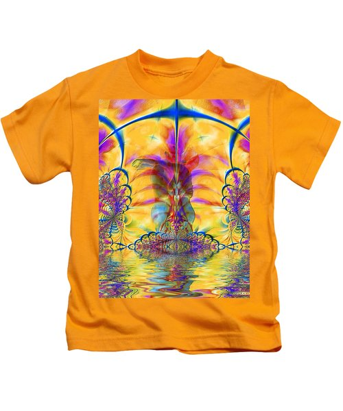 Liquid Lace Kids T-Shirt