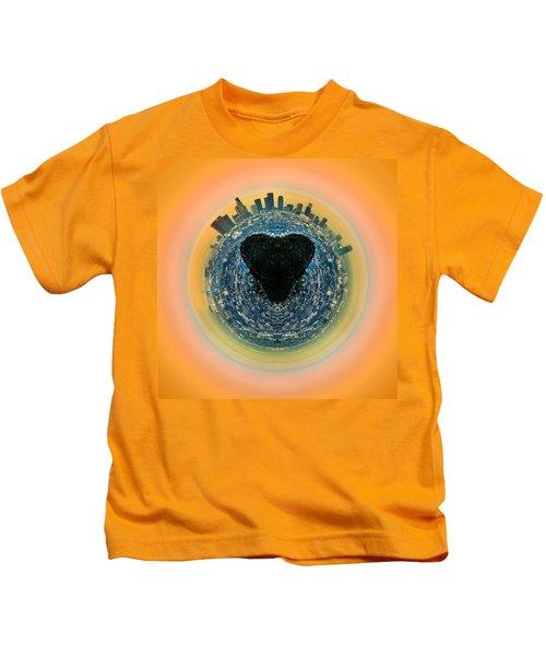 Love La Kids T-Shirt by Az Jackson