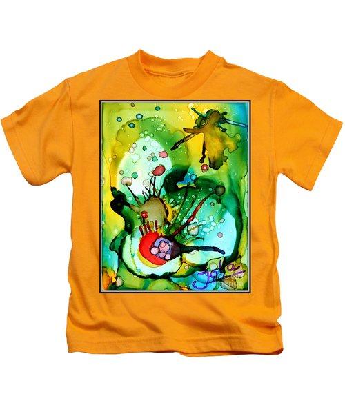 Marine Habitats Kids T-Shirt