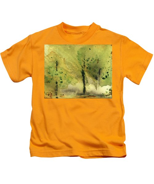 Mist And Morning Kids T-Shirt