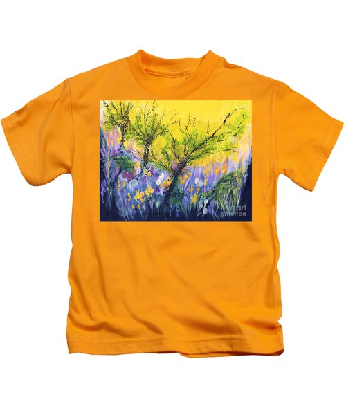O Trees Kids T-Shirt