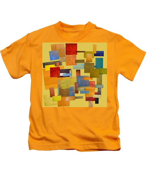 Scrambled Eggs Lll Kids T-Shirt