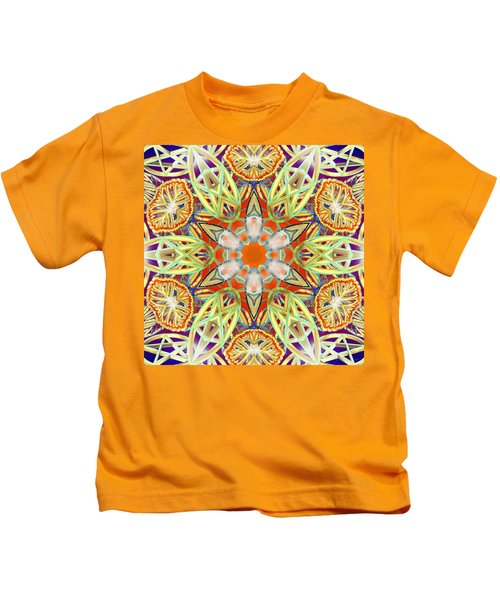 Solar Lattice Kids T-Shirt