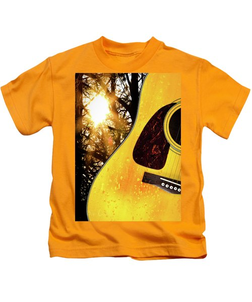 Songs From The Wood Kids T-Shirt