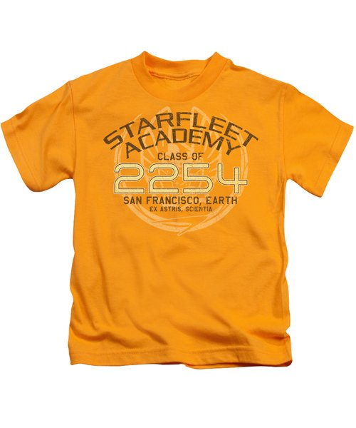 Star Trek - Kirk Graduation Kids T-Shirt