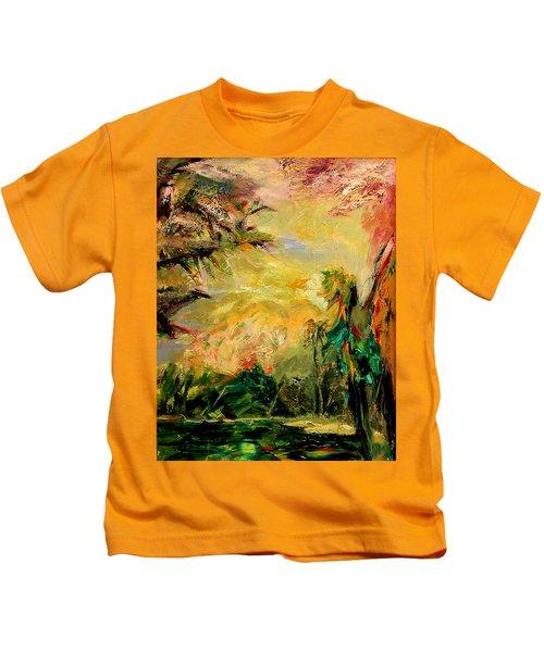 Steamy Cove Kids T-Shirt