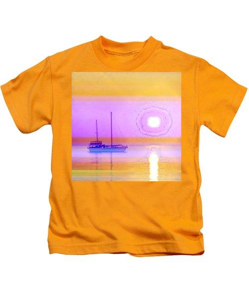 The Drifters Dream Kids T-Shirt