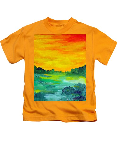 The  Lagoon Kids T-Shirt