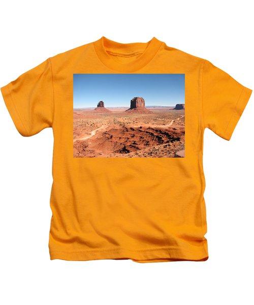 The Mittens Utah Kids T-Shirt