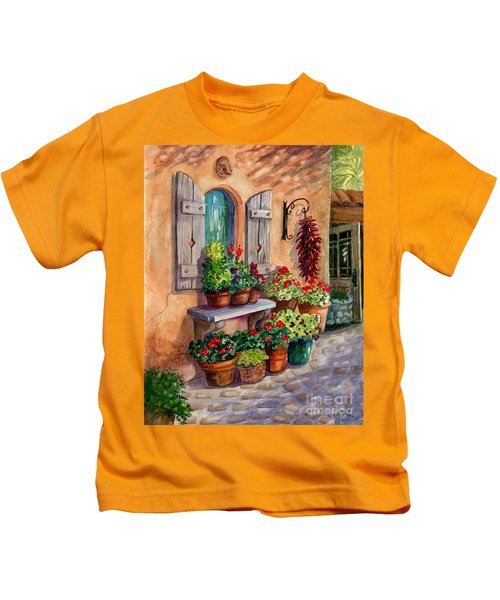 Tia Rosa's Place Kids T-Shirt
