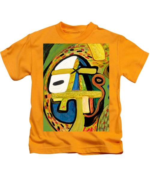Tribal Mood Kids T-Shirt