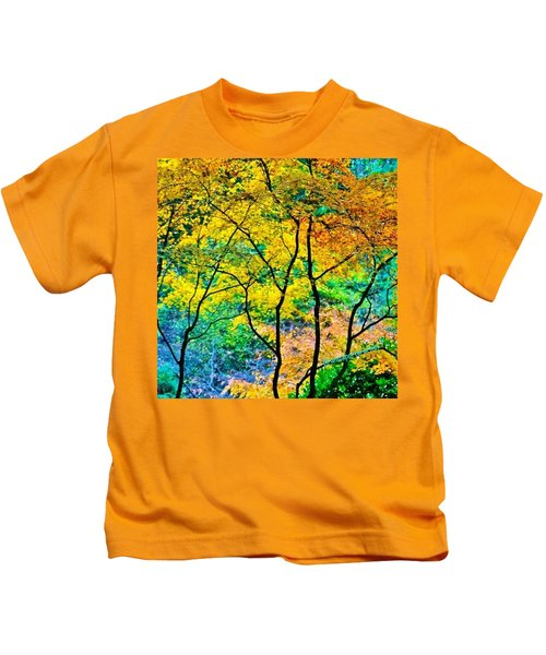 Canopy Of Life Kids T-Shirt