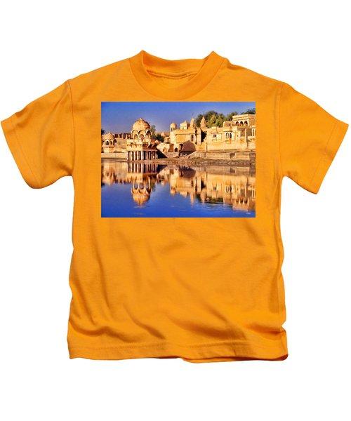 Jaisalmer Rajasthan Kids T-Shirt